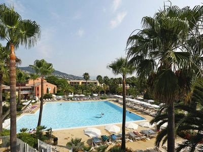 Photo for Residence Les Rives de Cannes Mandelieu, Mandelieu-la-Napoule  in Alpes - Maritimes - 6 persons, 2 bedrooms