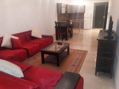 Photo for Modern apartment in the heart of Marrakech