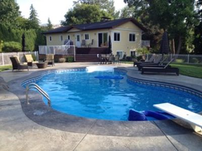 Photo for 4BR House Vacation Rental in Kelowna, BC