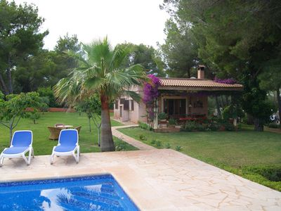 Photo for Finca Es Pinaret - House for 4 people in Portocolom