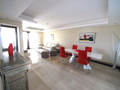 Photo for New beachfront boutique apartment in New Golden Mile