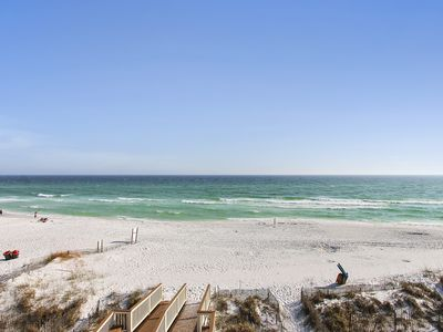 Photo for Beach Front Townhome - Crabby's Treasure Chest -  Green Reef #3