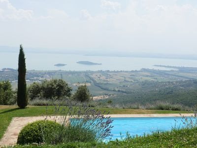 Photo for Luxury holiday villa with private pool in Umbria