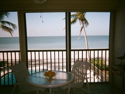 Photo for Gulf - Beach Front - Windsong  your piece of Paradise!!