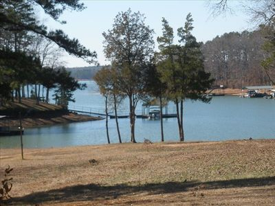 Photo for spacious lakefront home! Pet Friendly!