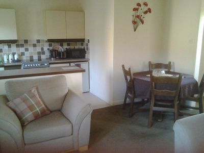 Photo for Comfortable and spacious apartment in the heart of the Peak District.