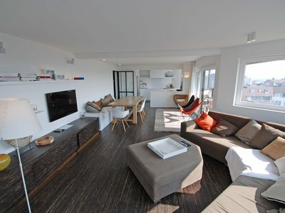 Photo for Trendy furnished holiday home with sunny location and panoramic views
