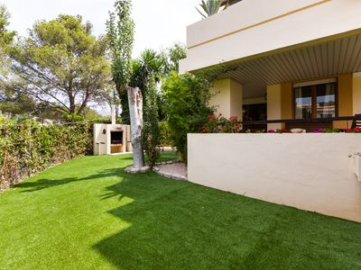 Photo for Beautiful Apartment with Garden and BBQ
