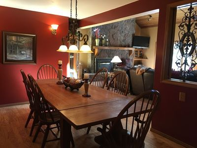 Dining area off main Living room