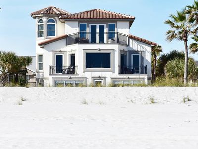 Photo for Spacious Beautiful Beachfront Home!!! Private Pool, Parking & Prime Location!!!