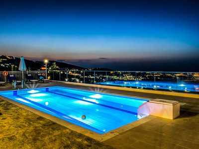 Photo for Villa Rami - Off Road Parking, amazing sea views, a private pool, A/C & WI-FI