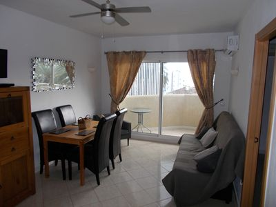 Photo for *FANTASTIC FAMILY HOLIDAY LOCATION; BENAL BEACH; SUPERB ONE BEDROOM APARTMENT
