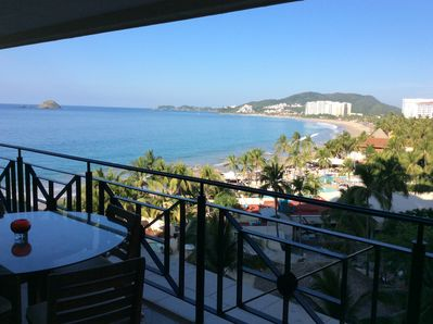 This view of Playa el Palmar can be yours....