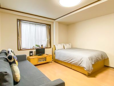 Photo for Shinjuku Excellent Location 2-min walk to Station Cozy Apartment High Speed Wifi