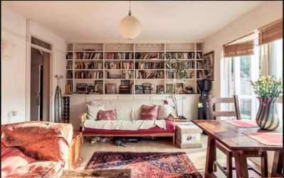 Photo for Spacious 3 bed garden flat off Brick Lane
