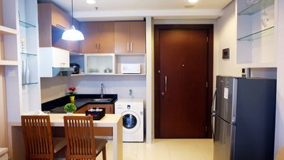 Photo for 1BR Kemang Mansion Premium Apartment By Travelio - Jakarta