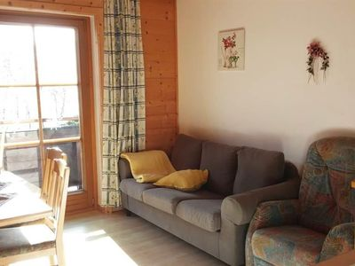 Photo for 2nd apartment / 2 bedrooms / shower, WC - Zaunlehen