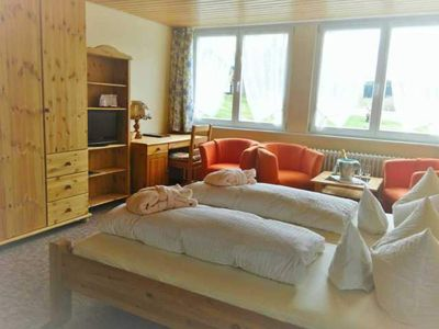 Photo for Double room with WC and shower / bath - Akzent-Hotel Kaltenbach