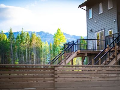Photo for Luxury townhome, minutes from skiing, golf & biking, near six national  parks.