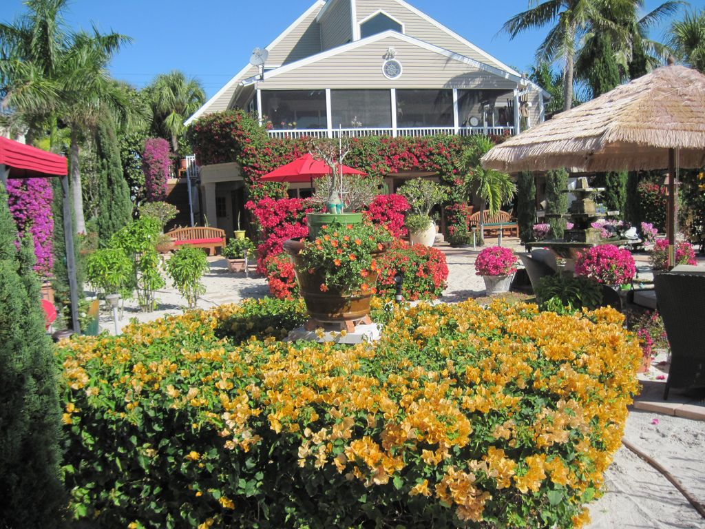 beautiful garden homes for rent. ocean front oasis Beautiful Oceanfront Home with Gorgeous  HomeAway South Island