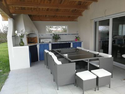 Photo for Whole house in a quiet area 20 minutes from La Rochelle