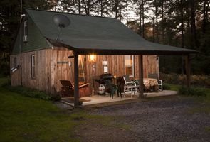 Photo for 2BR Cabin Vacation Rental in Sigel, Pennsylvania