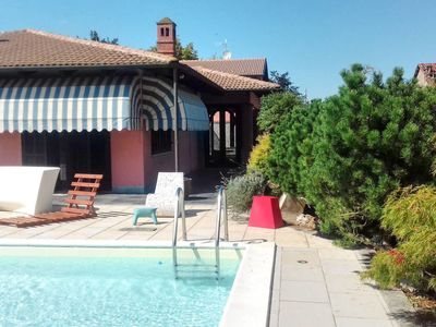 Photo for Vacation home Gabriella (FRR300) in Ferrere - 14 persons, 7 bedrooms