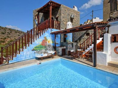 Photo for Holiday homes Anemos, Elounda  in Kreta - 4 persons, 1 bedroom