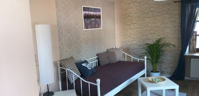Photo for Centrally located apartment at the gates of the high forest