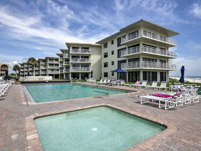 Photo for Waterfront New Smyrna Beach w/ Deck & Pool Access!