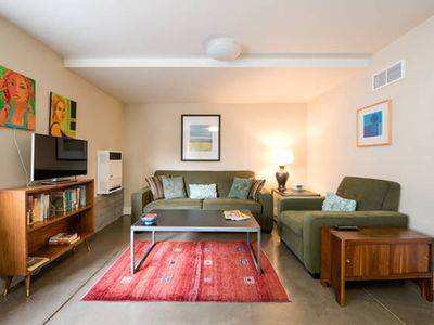 Photo for Modern 2BR  in Rockridge / Berkeley, Walkable to Shops, Dining, Grocers, BART