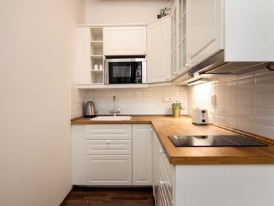 Photo for Soukenicka Apartcomplex Homelike CZPR52 - Aparthotel for 3 people in Praha
