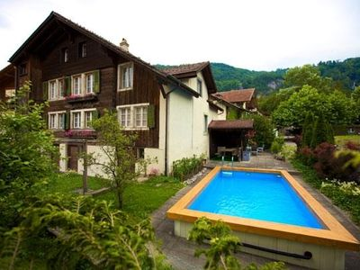 Photo for Holiday apartment Meiringen for 2 - 5 persons with 2 bedrooms - Holiday apartment