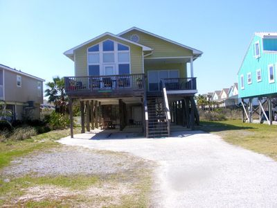 Photo for 1/2 Block To The Gulf! Family Friendly Cottage - Plenty of room to gather