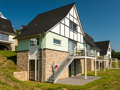 Photo for Bungalow in the holiday park Landal Eifeler Tor - Indoor- and outdoor swimming pool with paddling pool
