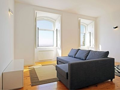 Photo for Cais Santarem apartment in Alfama with private terrace.