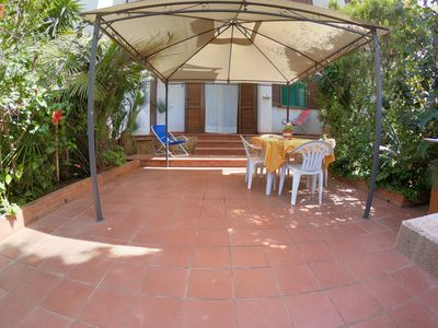 Photo for SUN VITO - Holiday house with garden near the beach of San Vito Lo Capo