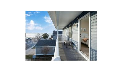 Photo for 4 Bedroom, 3.5 Bath Quiet street Bay View Home, Steps to Boardwalk/Beach