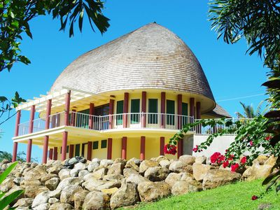 Photo for Spectacular traditional FALE hidden in the Highlands above Apia