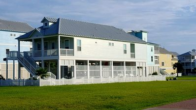 Photo for Gorgeous 4 Bdr Beachside House only 300 feet away from the Beach