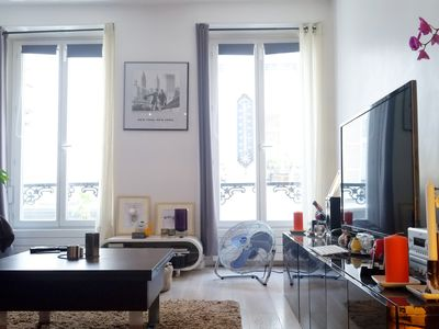 Photo for Charming apartment in the heart of the Marais