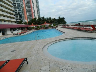 Photo for Blue Paradise at Sunny Isles Beach Pool Close To Everything Very Clean