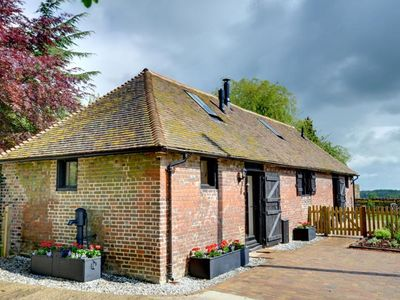 Photo for Converted farmhouse with many wooden details located in the countryside of Faversham