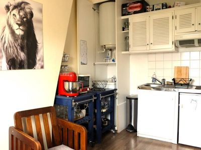 Photo for Nice apartment in the heart of the Latin Quarter