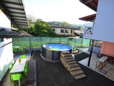 Photo for Large and comfortable hostel; near the Center of Jaco