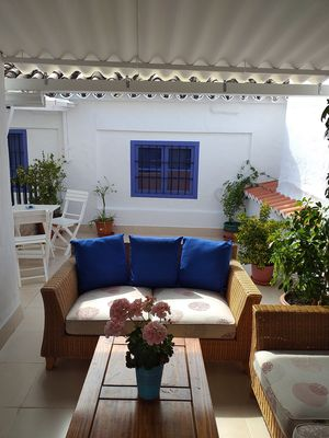 Photo for Traditional townhouse in Andalusian village. Sleeps 10 with privale pool and bar