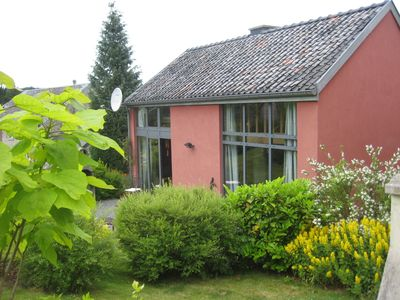 Photo for Tohogne: Cottage in a large garden at 9 km from Durbuy