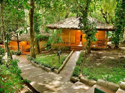 Photo for Rustic Villa Near the Periyar Wildlife Sanctuary w/ Resort Pool & Spa