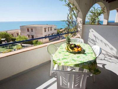 Photo for Holiday apartment Sciacca for 1 - 4 persons with 1 bedroom - Penthouse holiday apartment