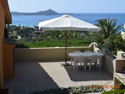 Photo for Casa Caterina. House with a beautiful view of the sea and mountains.
